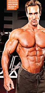are you mitted to your physique like mike o hearn is