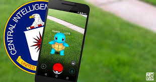 pokmon go linked to cia alex google tel