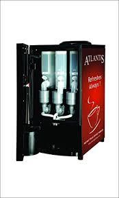 Tea Coffee Vending Machine In Pune Custom Buy ATLANTIS Metal Mini 48 Lane Tea And Coffee Vending Machine Black