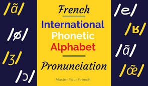 International phonetic alphabet (ipa video). International Phonetic Alphabet To Learn French Pronunciation Master Your French