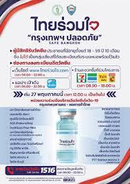 กรอบข่าวเช้าวันศุกร์ l กทม.เปิดระบบจองฉีดวัคซีนโควิด-19 เริ่มฉีด 7 มิ.ย. 64  – www.radio.rmutt.ac.th