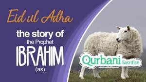 The traditional greeting of ' eid mubarak ' is. Eid Ul Adha The Story Of The Prophet Ibrahim As Youtube