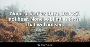 Blind Quotes BrainyQuote Amazing Images About Blind Men Quotes