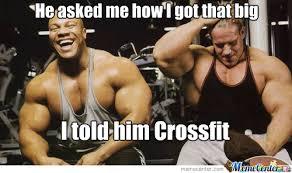 Crossfit | Know Your Meme via Relatably.com