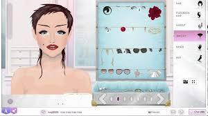 stardoll hipster makeup tutorial