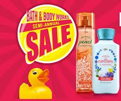 bath and body works semi annual sale end date bath body works semi annual sale take up to 75 off ftm