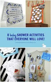 Fun baby shower games - C.R.A.F.T.