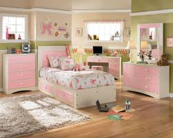 sweet trendy bedroom furniture stores. Lovely Pink Girls Bedroom Furniture Set Combined With Small Bed Design Beautiful Flower Bedcover On Luminated Wooden Floor White Fur Sweet Trendy Stores G