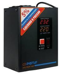 Однофазный <b>стабилизатор</b> напряжения <b>Энергия Voltron 1500</b> (HP)