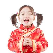 Image result for asian moon festival toddler image