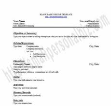 Resume Examples, Editable Resume Template Skills And Education Experience  Career Summary Address Consultant Freelance Writing