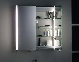 wall mounted bathroom cabinet mirror
