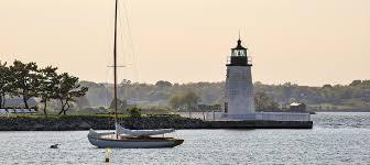 Goat Island, Rhode Island