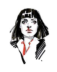 Breaking news New Chanel nail polishes More Mia wallace Uma.