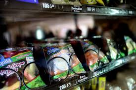 Vending Machines In Schools And Obesity Amazing New Rules Planned On School Vending Machines The New York Times