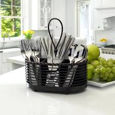 countertop silverware