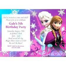 Free Frozen Birthday Invitation Template Naomijorge Co
