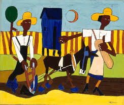 william h johnson florence sc islip ny 1970 sowing about 1940 oil on burlap 38 x 45 in smithsonian american art museum gift of the harmon foundation