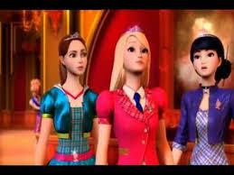 barbie princess charm scenes barbie princess charm part 2 barbie s video