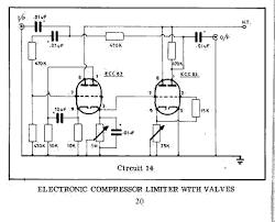 circuits audio compressor