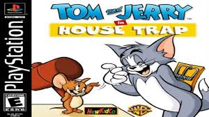 Tom and Jerry in House Trap 100% - Full Game Walkthrough / Longplay -  YouTube