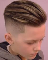 Haarkapsel Jongens
