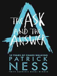 answer : Chaos Walking Series, Book ...
