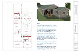 floor plans designed by touyer lee great room addition building plans room addition