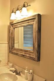 Bathroom Mirrors Lowes Brilliant Bathroom Modern Round Bathroom Mirror For Luxury