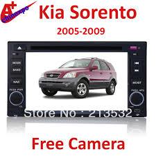 For Kia Sorento 2005 2009 HD car radio dvd player with gps ...