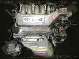 TOYOTA -3SD4 FSE 2.0L EFI 16V Engine | Junk Mail