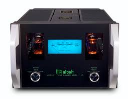 mcintosh amplifiers for home audio and home theater