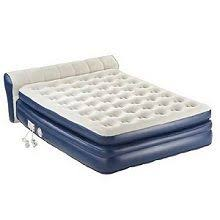 queen size air mattress coleman. Coleman Aerobed Queen With Headboard - Built In To Keep Those Pillows From Falling Off. Gas StoveInflatable BedBed Size Air Mattress