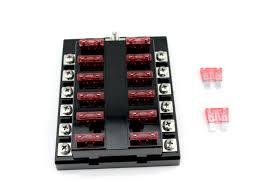 boat dinghy picture more detailed picture about moto home way moto home 12 way blade fuse box bus bar kit car boat marine fusebox holder