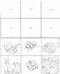 Coloriage Escargot Les Beaux Dessins De Nature Imprimer Et