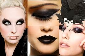 do gothic vire makeup ideas