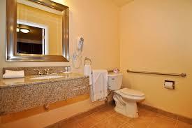 handicap bathroom designs pictures. chic and contemporary handicap bathroom design of rodeway inn suites oakland hotel designs pictures
