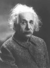 Garden of Praise: Albert Einstein Biography