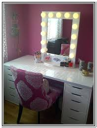 small mirrored vanity table. vanities: chic table vanity mirror light up ererdvrlistscom dressing set small mirrored