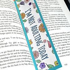 #freeprintable free printable christmas bookmarks to color for kids. Free Printable Bookmarks To Color And Craft Carla Schauer Designs