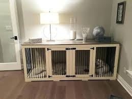 dog kennels that look like furniture diy dog kennel furniture plans