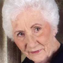 Minnie Lenora Hancock Obituary - Visitation & Funeral Information