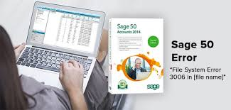 Incomplete Chart Of Accounts Sage Fix Sage 50 Error File System Error 3006 In File Name