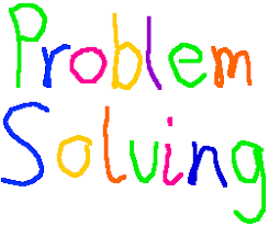 Image result for solving maths problems clip art