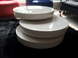 surprising white gloss round coffee table 18 modern oak effect rotating availability in stock high