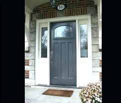 front door with panels side panel on stunning home decoration doors glass modern