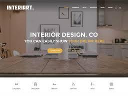 Kitchen Design Wordpress Theme 15 Best Interior Design Wordpress Themes 2020 Athemes