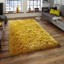 think polar pl95 rug in yellow next day delivery think polar pl95 rug in yellow from worlds everything for the home
