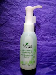 boscia makeup breakup cool cleansing oil health beauty face skin care on carousell