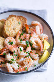 Sheet Pan Shrimp Scampi Recipe {20 ...